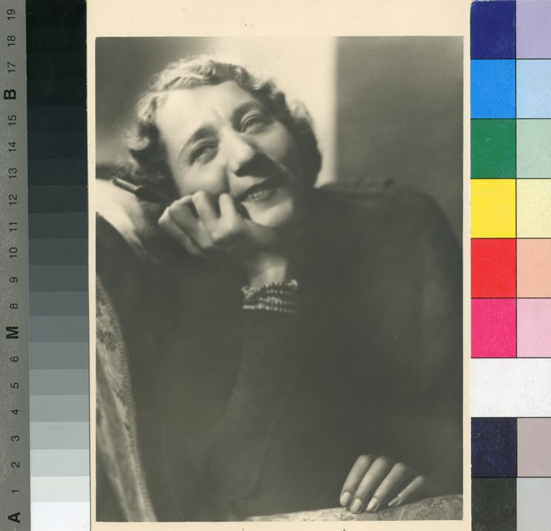 Nina Balcarová (Foto Frence /Fränze/ Grubnerová, 1945)
