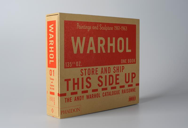 Julia Hasting - Warhol 01: Painting and Sculpture 1961 - 1963