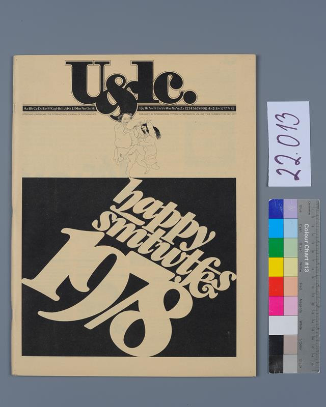 Herb (Herbert Frederick) Lubalin - U and LC
